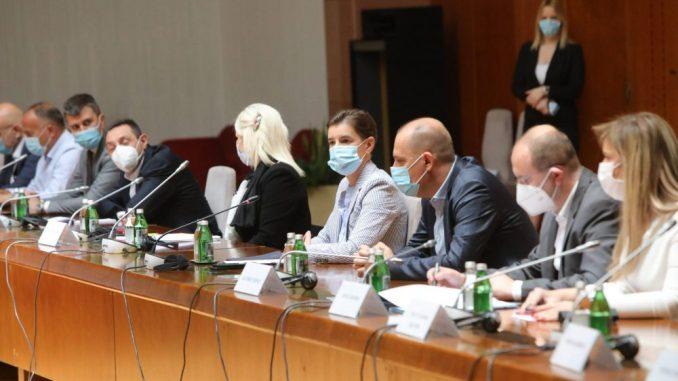 FBD: Odsustvo reakcije na vašar u Jagodini krnji kredbilitet Kriznog štaba Vlade Srbije 1