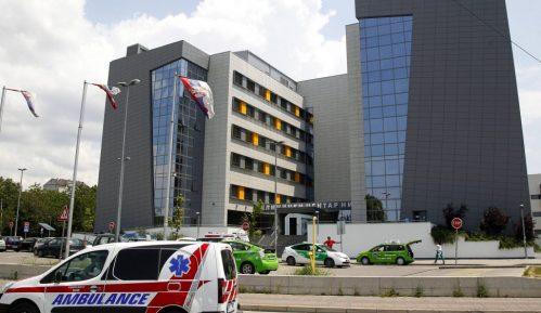 Muškarac povređen vazdušnim jastukom u ozbiljnom stanju u KC Niš 13