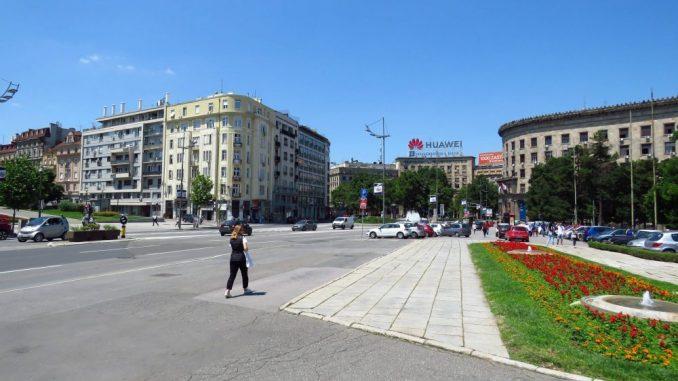 SSP podseća da je prva objavila da firma Veselinovića i Radojičića radi ulice u Beogradu 2