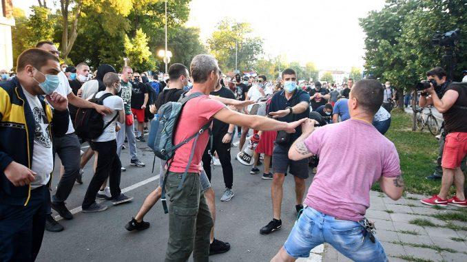 Protesti i u Novom Sadu, Nišu, Kragujevcu (VIDEO, FOTO) 2