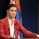 Brnabić: Vučić pažljivo analizira ko će sedeti u vladi i kakva će ministartva biti 7