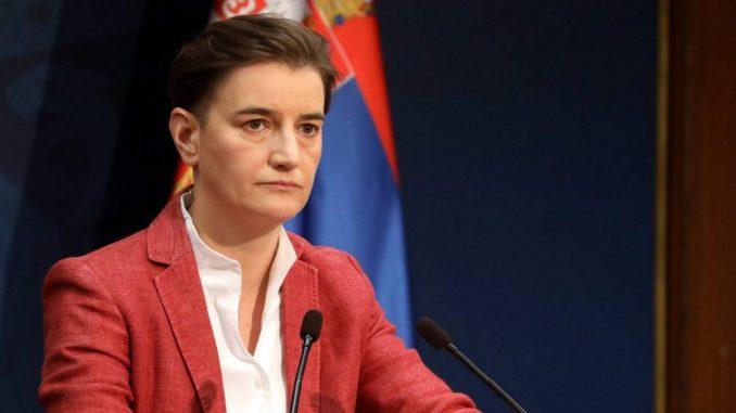 Brnabić: Još se ne zna ime mandatara nove Vlade 3