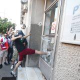 UNS osudio nasilje nad novinarima i medijskim radnicima tokom demonstracija 12
