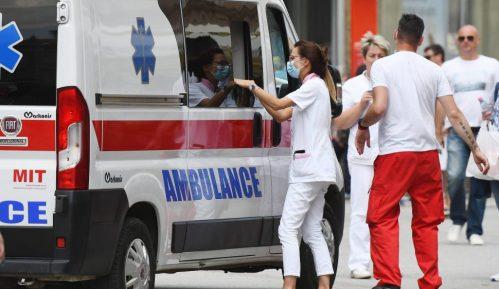U čačanskoj bolnici 33 pacijenta na kovid odeljenjima, troje na respiratorima 7