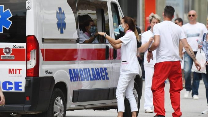 SSP pita zašto nije povećan kapacitet bolnica u Novom Sadu 4