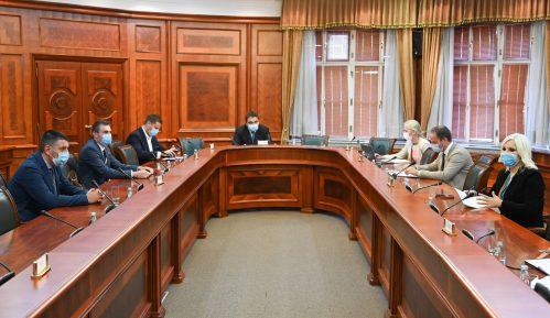 Mihajlović: Država i izvođači čine sve da gradilišta na velikim infrastrukturnim projektima rade 12