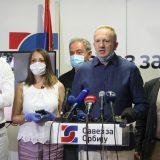 SSP zahteva hitno puštanje na slobodu Noga i Radojičića 5