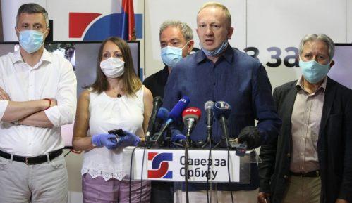 SSP zahteva hitno puštanje na slobodu Noga i Radojičića 4