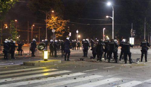 Nemački javni servis: Neredi na protestima u Beogradu 9