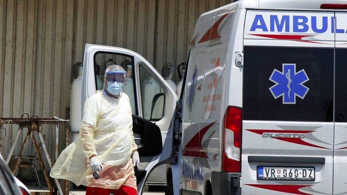 U KC Niš jedan kovid pacijent preminuo, a pet na respiratoru 3