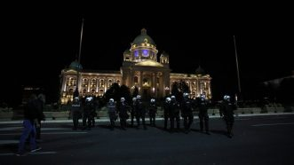 Epilog protesta: Povređena 43 policajca i 17 demonstranata, Rebić označio organizatore 3