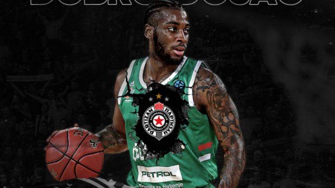 Kodi Miler-Mekintajer je novi igrač Partizana 4