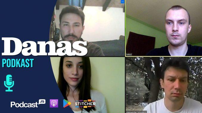 Danas podkast: Nove mere, Novi Pazar, novi savez 3