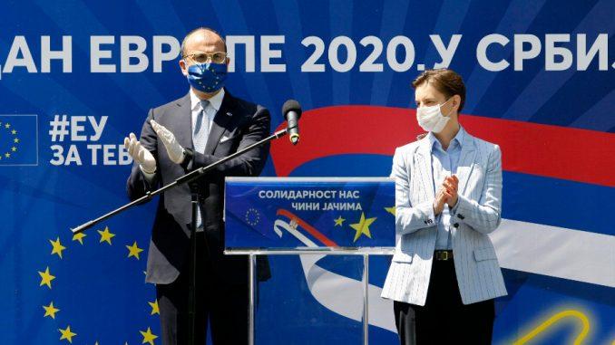 EU finansira zapošljavanje 100 zdravstvenih radnika za borbu protiv korona virusa u Srbiji 2