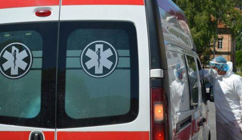 Osmoro povređeno u udesu na putu Kraljevo - Raška 12