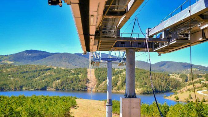 Zlatiborska gondola biće puštena u probni rad do 19. avgsuta 2