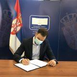 Potpisani ugovori za zajmove za klimatske promene i modernizaciju železnice u Srbiji 12