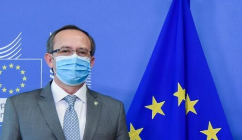 Hoti: DSK je favorit na vanrednim prlamentarnim izborima na Kosovu 5