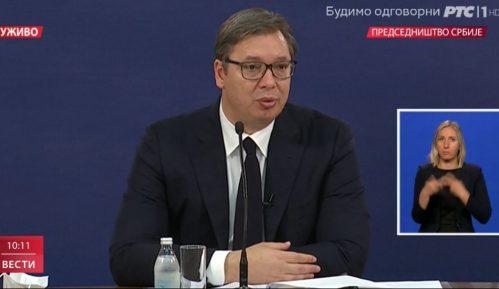 Vučić: Tražićemo da se razgovara o ZSO 14