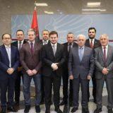 """Mercedes diplomatija"" albanskog ministra Genta Cakaja 14"