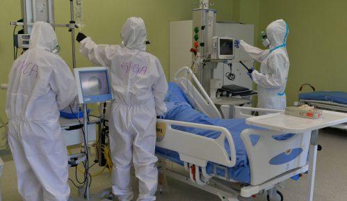 U Nišu i na jugu Srbije nastavljen trend pada hospitalizovanih i pozitivnih na koronu 6
