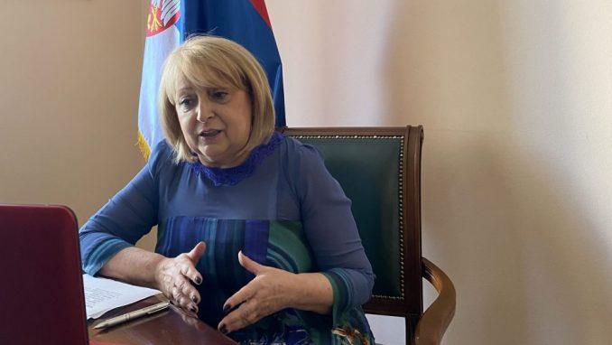 Đukić Dejanović: Intervencije namenjene marginalizovanim grupama moraju biti ojačane 3