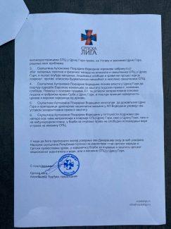 Srpska liga podnela inicijativu za usvajanje Deklaracije o zaštiti prava SPC u CG 3