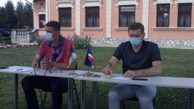 Zelenović odgovorio na optužbe SNS da manipuliše epidemiološkom situacijom u Šapcu 4