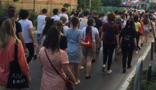 Novosadski studenti ne odustaju od svojih zahteva 11