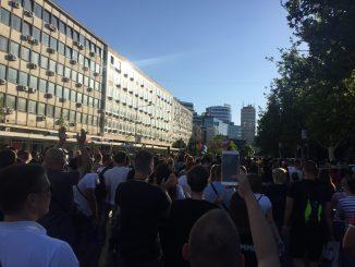 Protesti i u Novom Sadu, Nišu, Kragujevcu, Smederevu (VIDEO, FOTO) 3