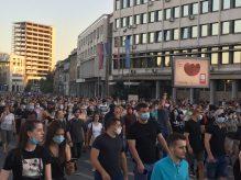 Protesti i u Novom Sadu, Nišu, Kragujevcu, Smederevu (VIDEO, FOTO) 5