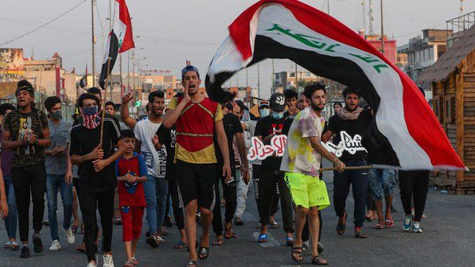 U Iraku od oktobra na protestima poginulo 560 demonstranata i policajaca 2