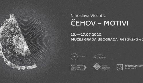 """Izožba """"Čehov-motivi"""" od 15. jula u Muzeju grada Beograda 15"""