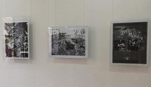 Otvorena izložba slika autora Zdravka Vučinića u Požarevcu 2