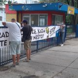 Sedma protestna vožnja zbog smrada iz kafilerije - da smrad napusti Zrenjanin 11