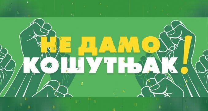 Zelena stranka: U jednom danu 1.196 potpisa peticije za odbranu Кošutnjaka 1