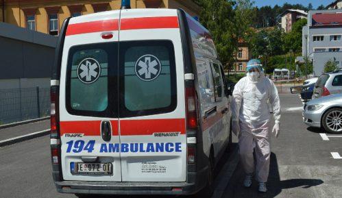 Ne jenjava epidemija korona virusa u Užicu, u tri bolnice skoro 330 pacijenata 12