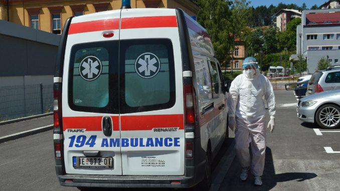 Ne jenjava epidemija korona virusa u Užicu, u tri bolnice skoro 330 pacijenata 2