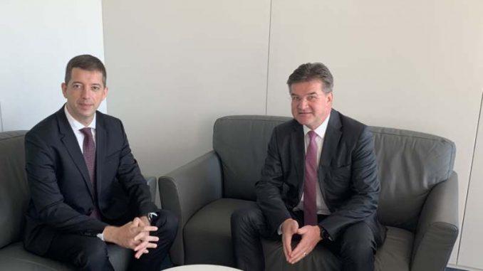 U Briselu održan prvi ekspertski susret delegacija Srbije i Kosova 1
