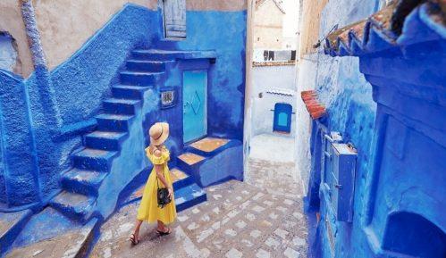 Maroko: Nesvakidašnji plavi grad 11