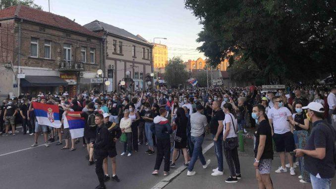 Dejan Pavlović: Padobranci odbili da asistiraju policiji u Nišu 1