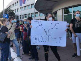 Protesti i u Novom Sadu, Nišu, Kragujevcu, Smederevu (VIDEO, FOTO) 13