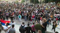 Protesti i u Novom Sadu, Nišu, Kragujevcu, Smederevu (VIDEO, FOTO) 15