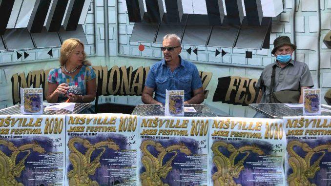 Odluka o održavanju ovogodišnjeg Nišvil džez festivala 1. avgusta 3