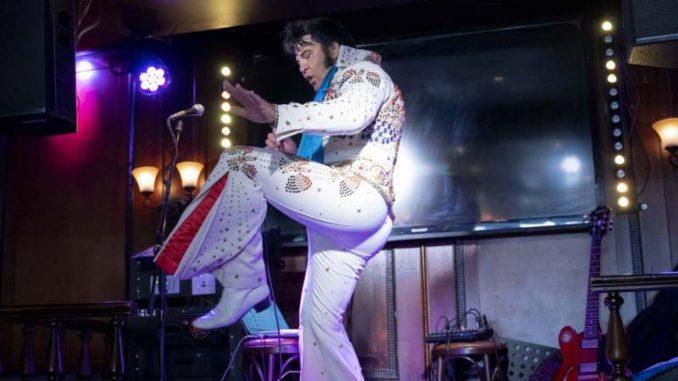 Norvežanin oborio svetski rekord pevajući Elvisove pesme 50 sati 2