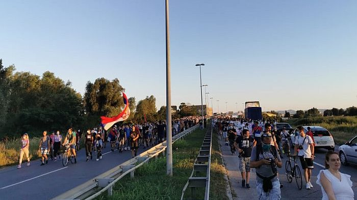 Protesti u više gradova Srbije četvrti dan zaredom (FOTO/VIDEO) 2