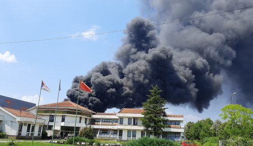 Ministarstvo: Pre požara utvrđene nepravilnosti u požarevačkoj firmi za reciklažu 1