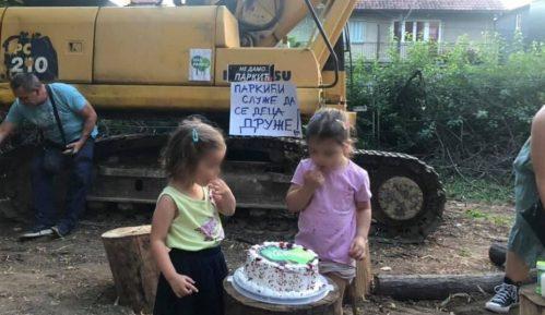 """Beograđani proslavili godišnjicu borbe """"Sačuvajmo Naš parkić"""" 12"""
