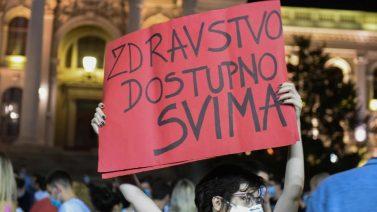 Studenti najavili novi protest za danas u 10 časova (FOTO/VIDEO) 4