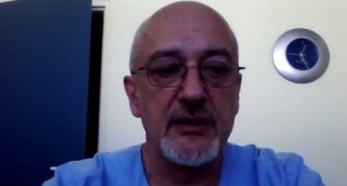 Panić: Zdravstveni sistem Srbije pukao 3